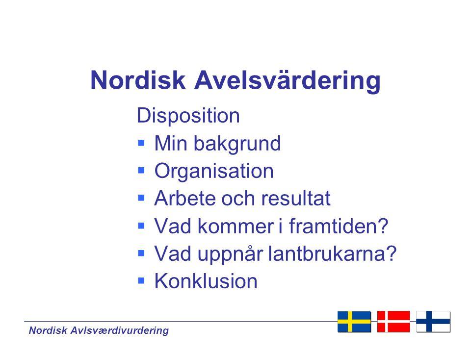 Nordisk Avelsvärdering