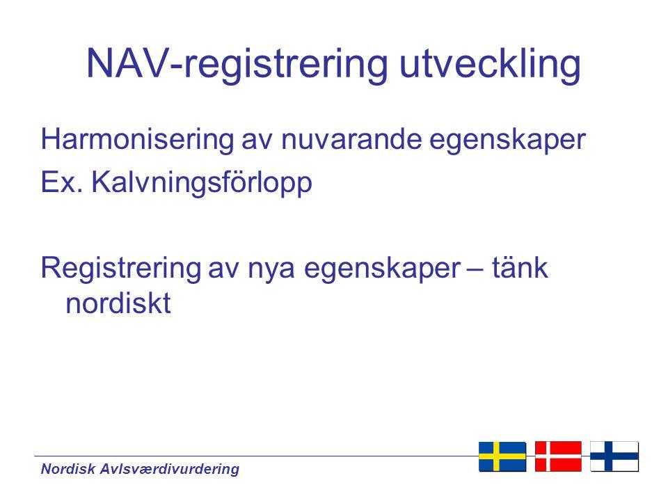 NAV-registrering utveckling