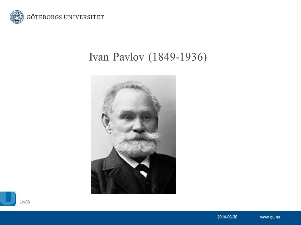Ivan Pavlov (1849-1936) 2017-04-03