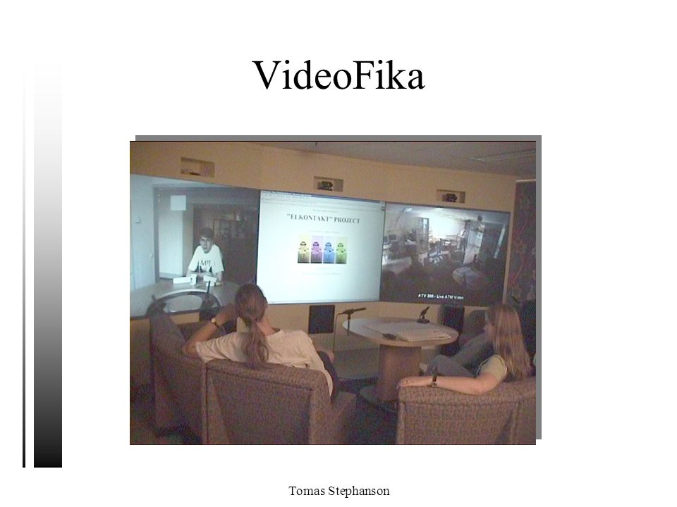 VideoFika Tomas Stephanson