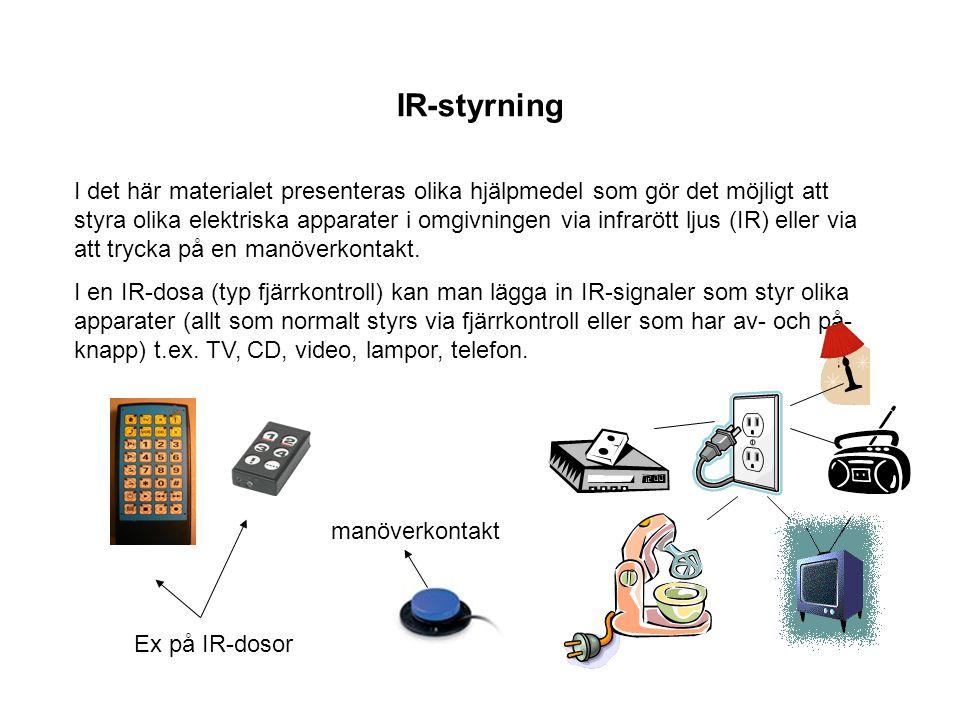 IR-styrning
