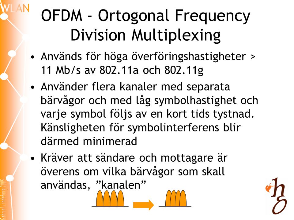 OFDM - Ortogonal Frequency Division Multiplexing