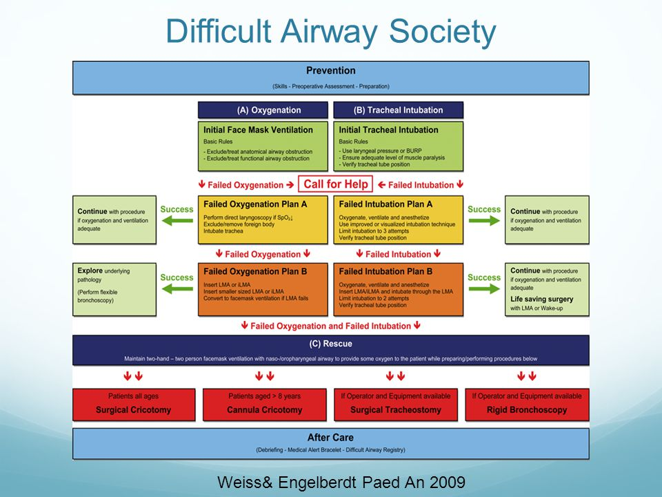 Difficult Airway Society