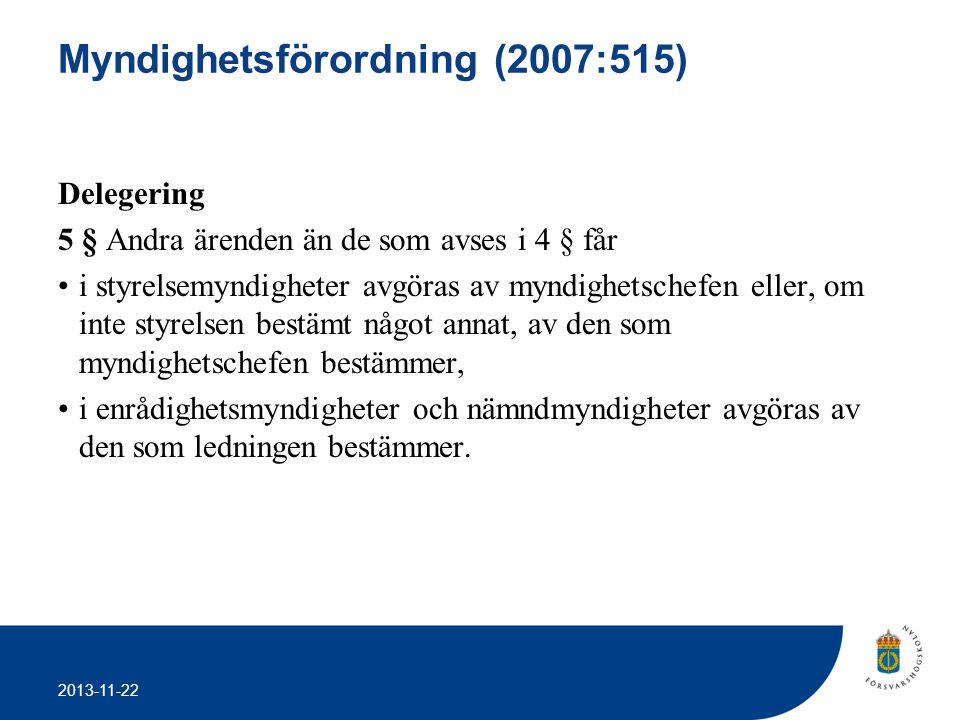Myndighetsförordning (2007:515)