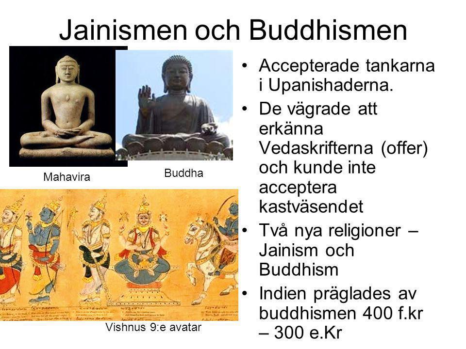 Jainismen och Buddhismen