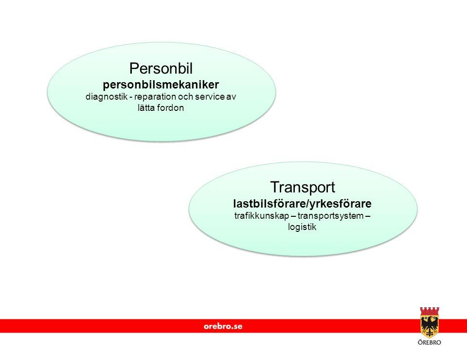 Personbil Transport personbilsmekaniker lastbilsförare/yrkesförare