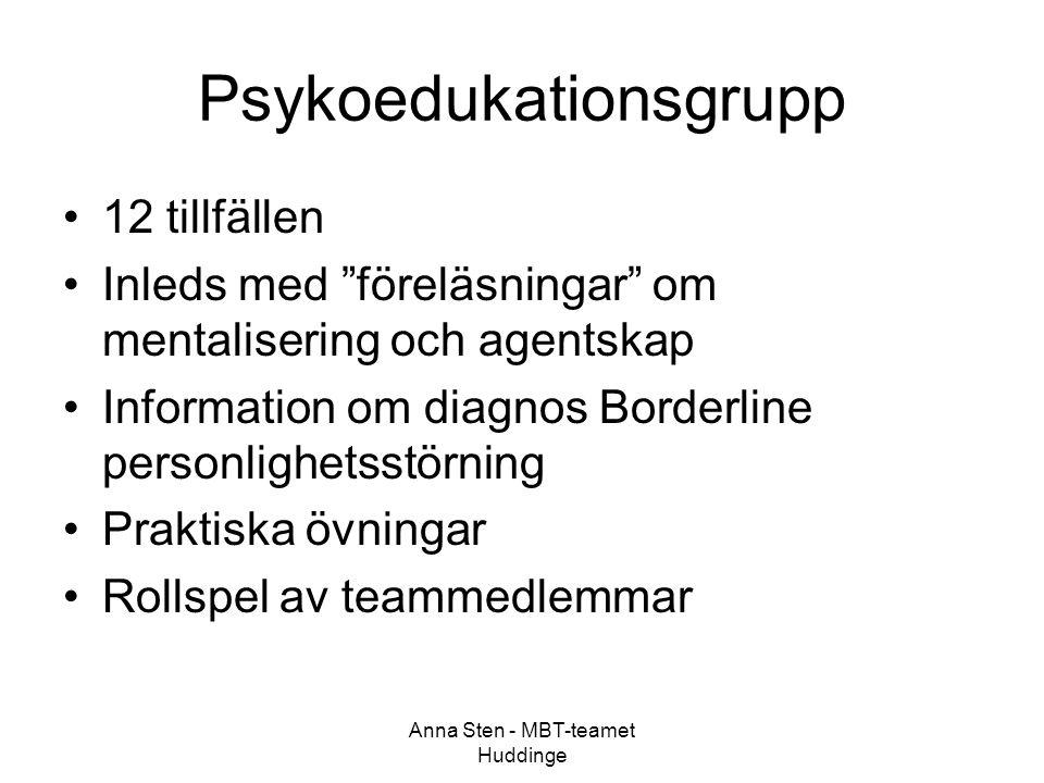 Psykoedukationsgrupp