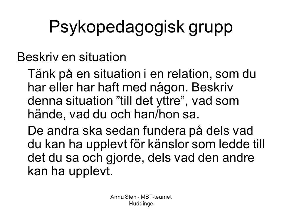 Psykopedagogisk grupp