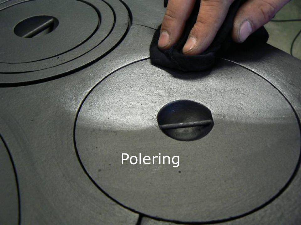 Polering