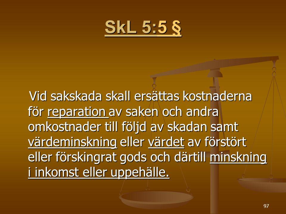SkL 5:5 §