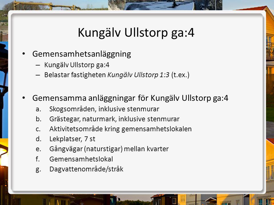 Kungälv Ullstorp ga:4 Gemensamhetsanläggning