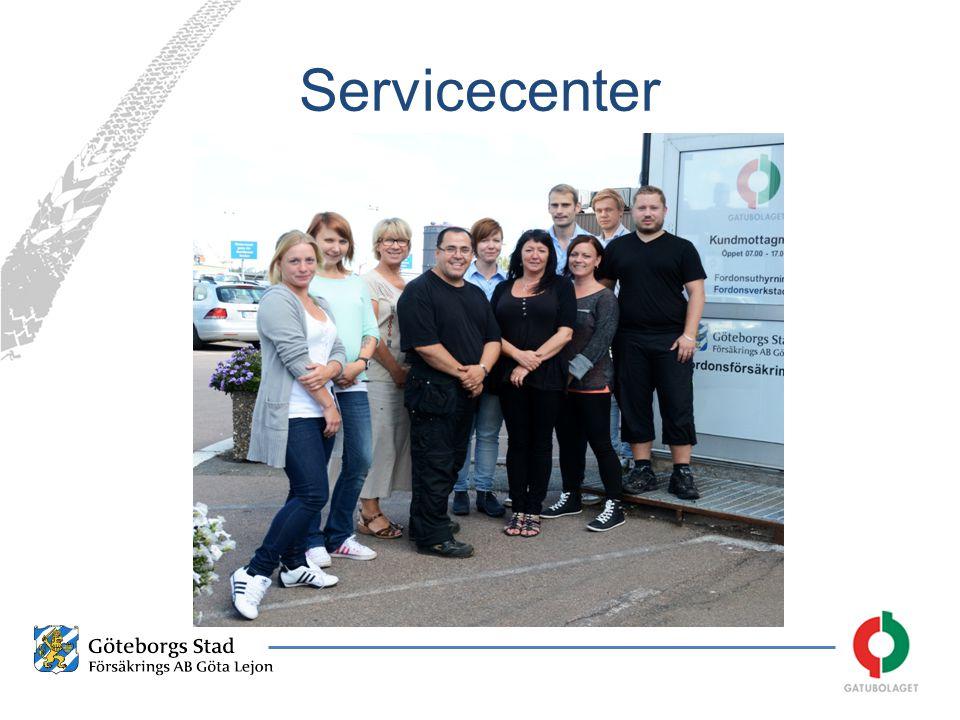 Servicecenter Lizette