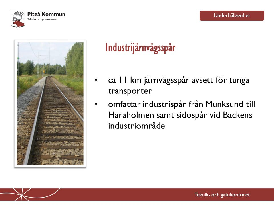 Industrijärnvägsspår