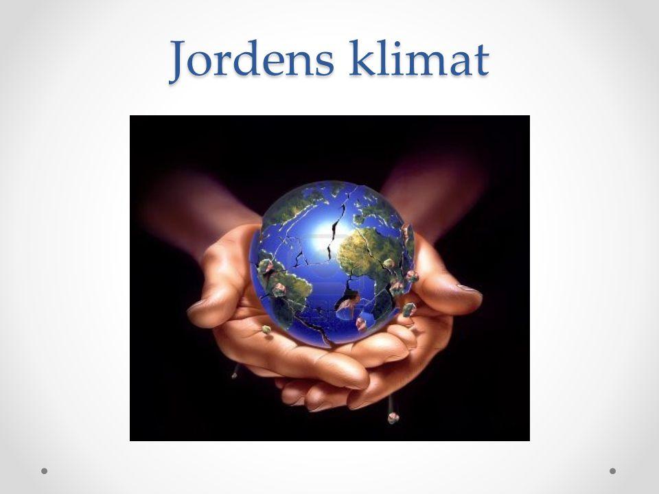 Jordens klimat
