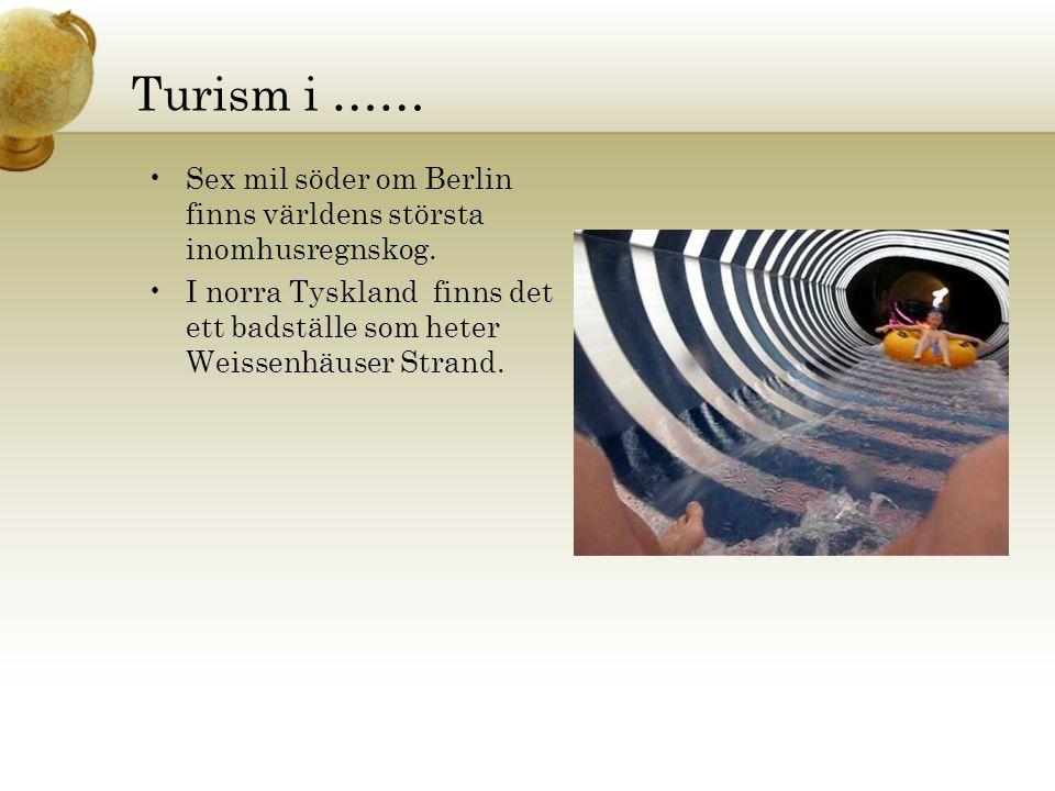 Turism i …… Infoga en bild på en årstid i ditt land .