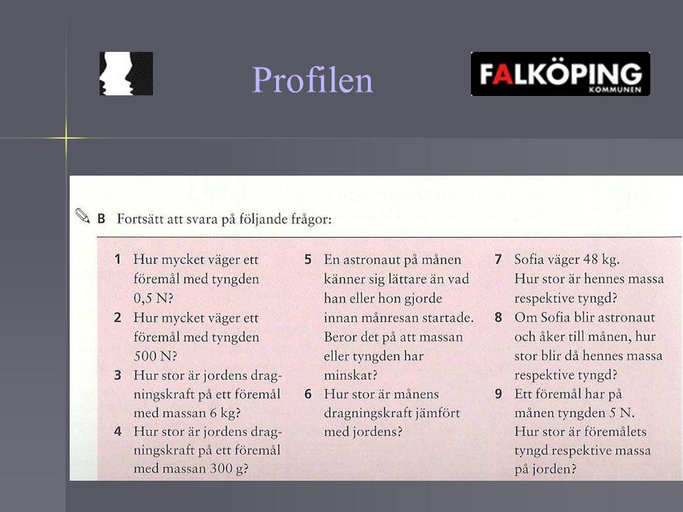 Profilen
