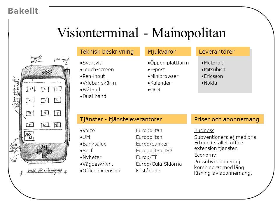 Visionterminal - Mainopolitan
