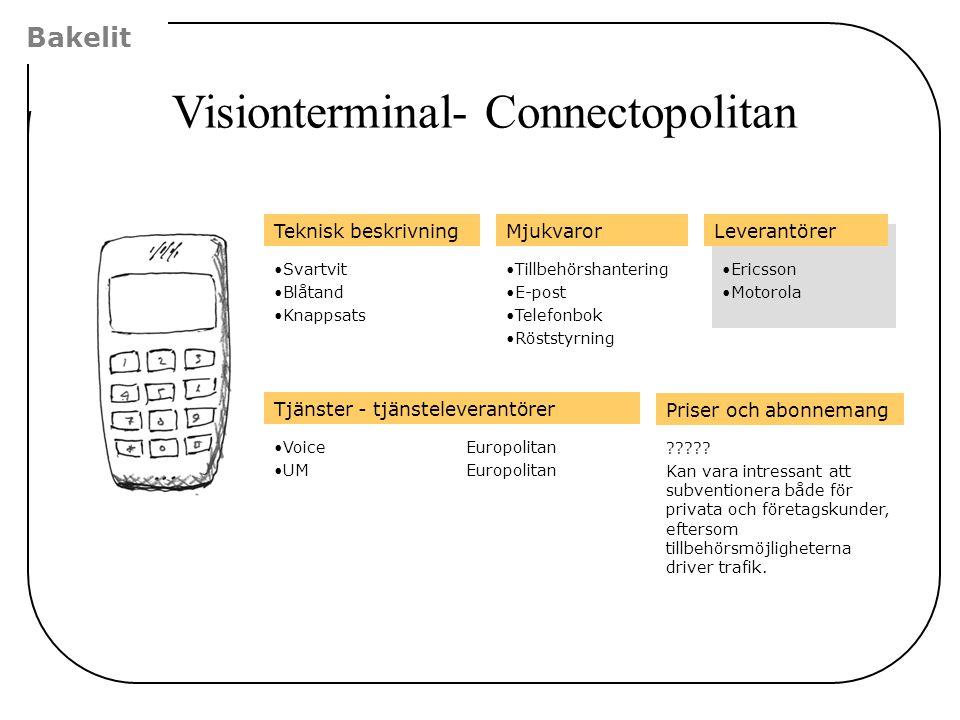 Visionterminal- Connectopolitan