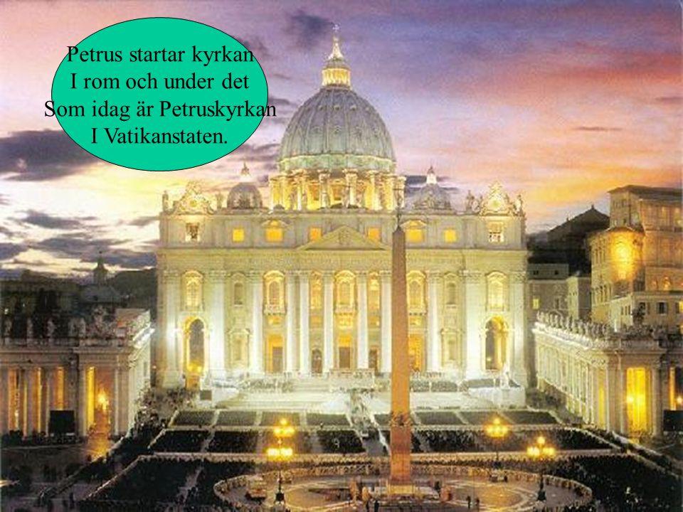 Som idag är Petruskyrkan