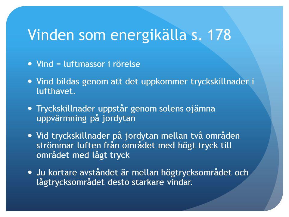 Vinden som energikälla s. 178