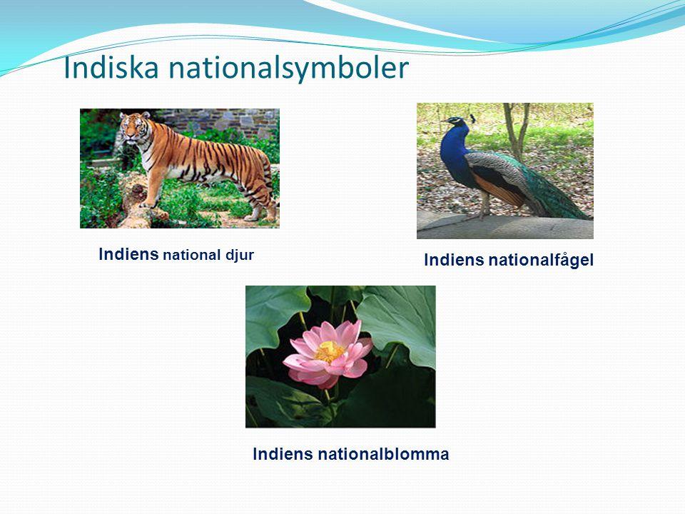 Indiska nationalsymboler