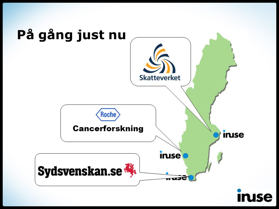 På gång just nu Cancerforskning