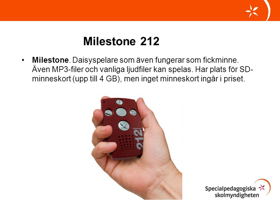 Milestone 212