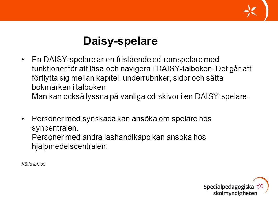 Daisy-spelare
