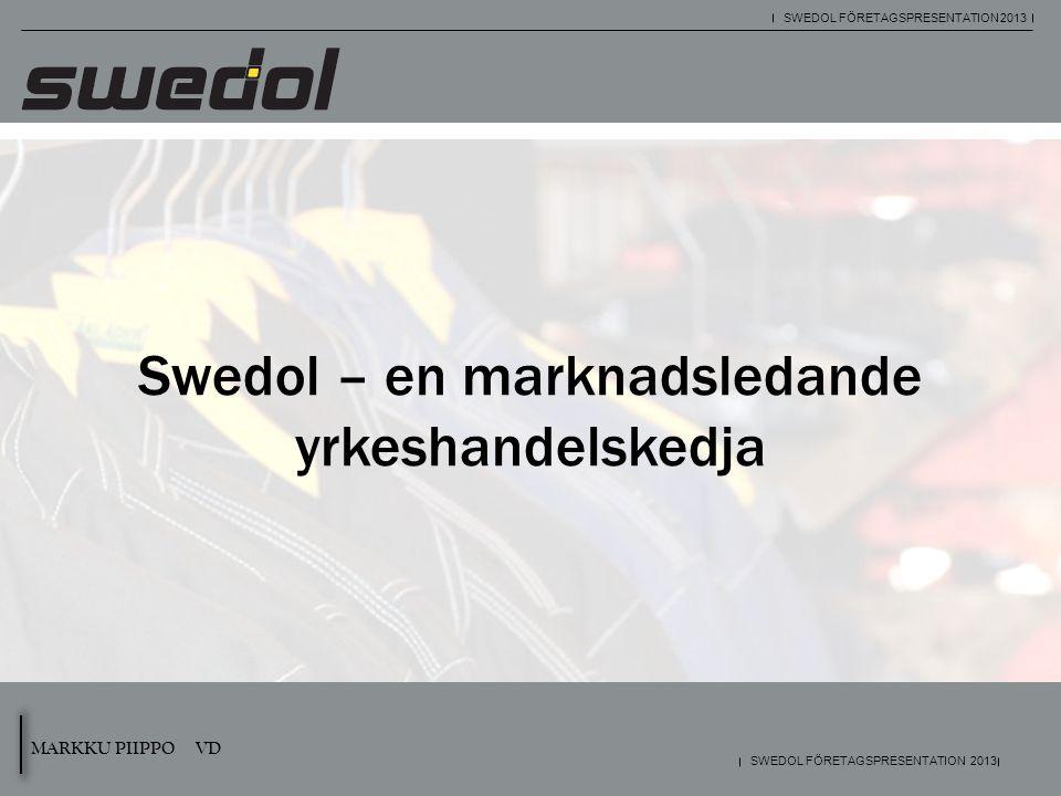 Swedol – en marknadsledande yrkeshandelskedja