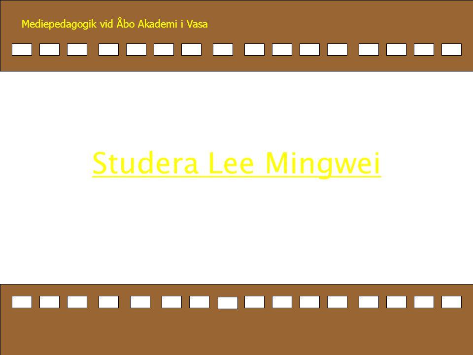 Studera Lee Mingwei