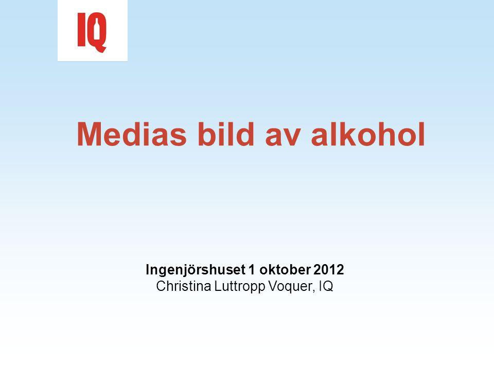 Ingenjörshuset 1 oktober 2012