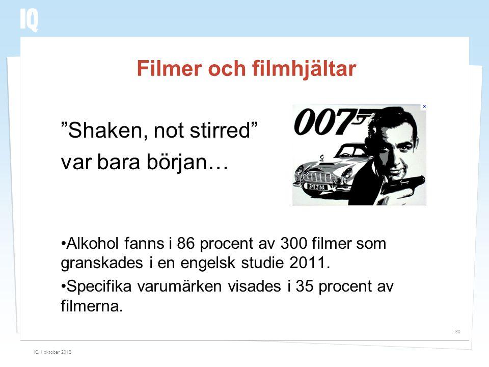 Filmer och filmhjältar