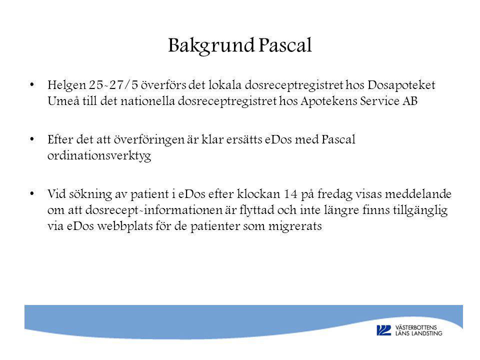 Bakgrund Pascal