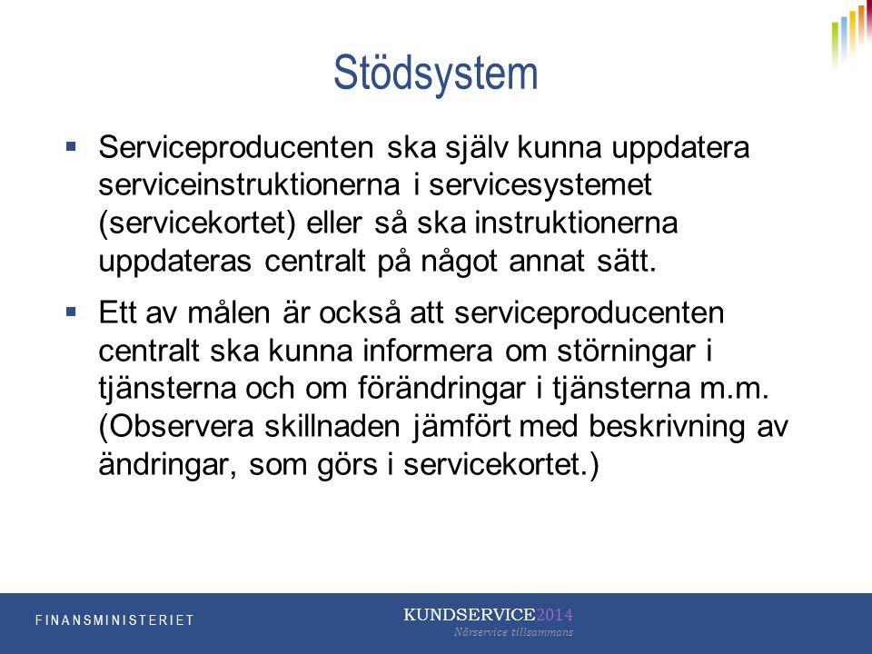 Stödsystem