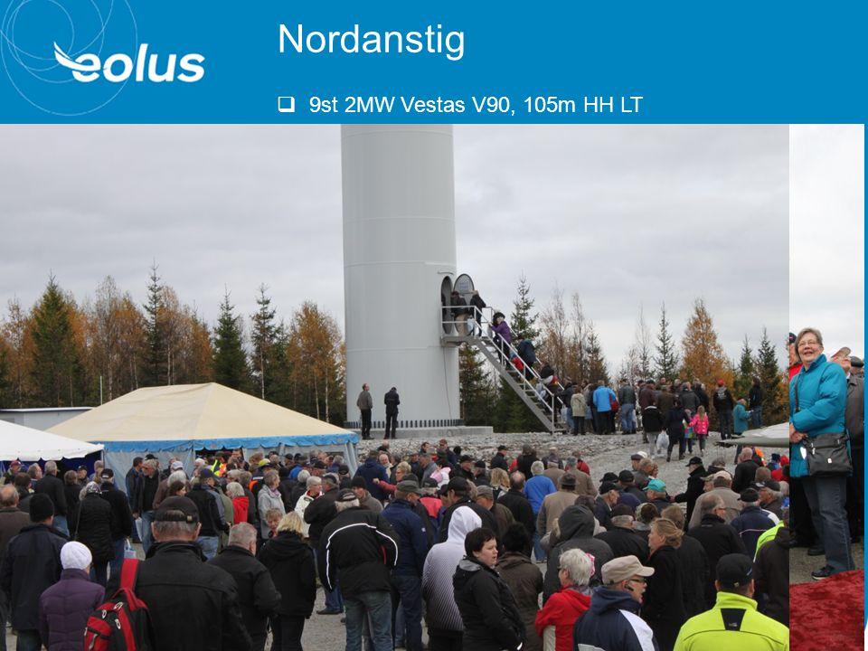 Nordanstig Samkraft Huge Fastigheter Eolus Vind Bergsjö Vind