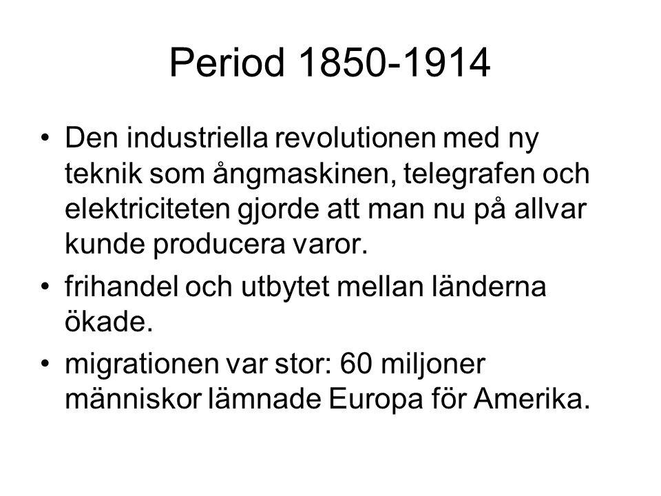 Period 1850-1914
