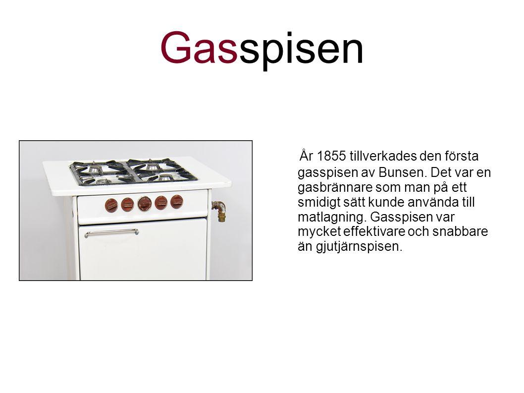 Gasspisen