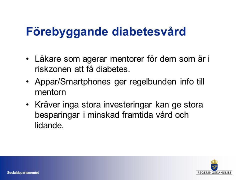 Förebyggande diabetesvård
