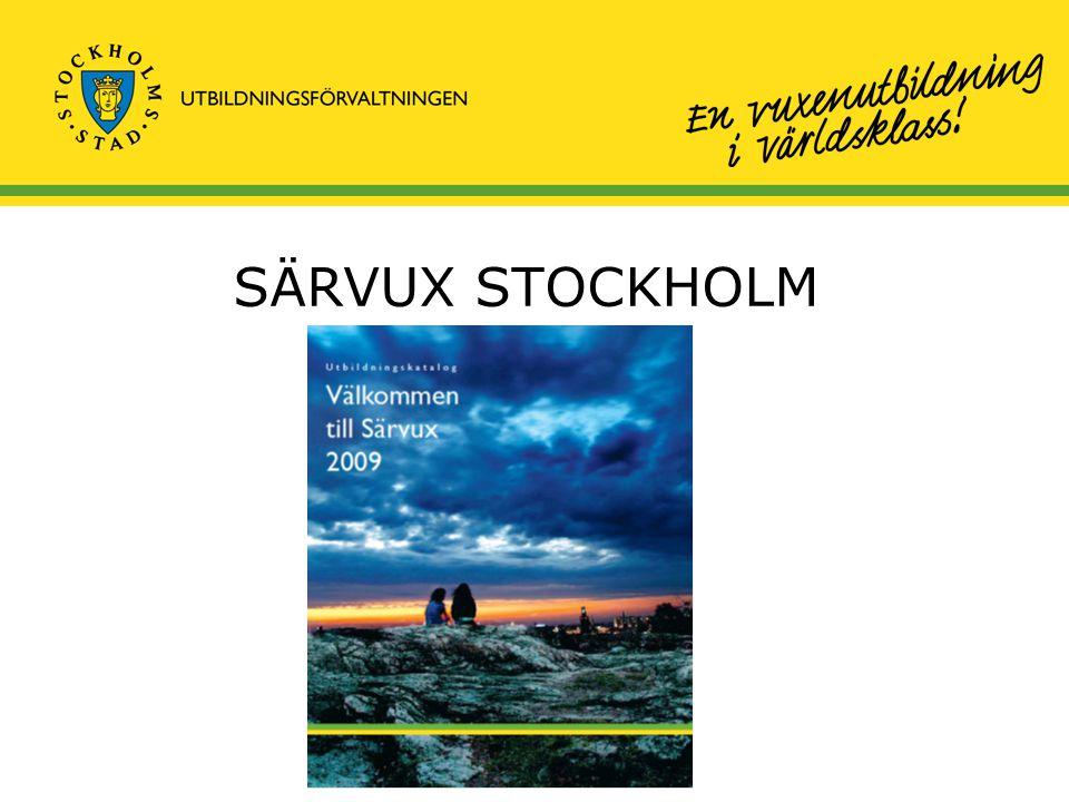 SÄRVUX STOCKHOLM