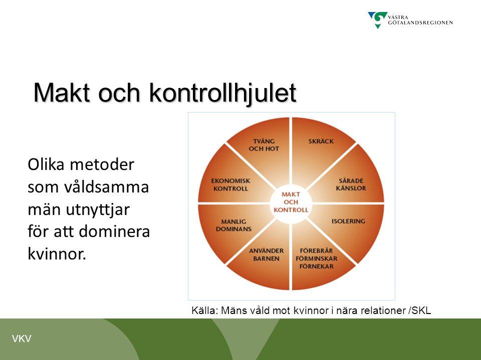 Makt och kontrollhjulet
