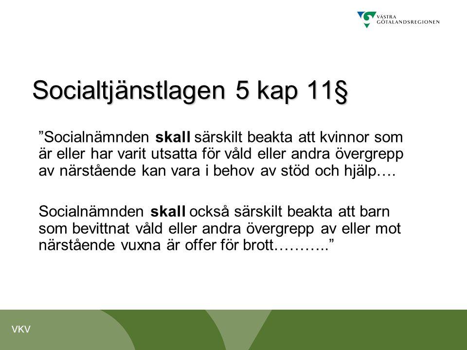 Socialtjänstlagen 5 kap 11§