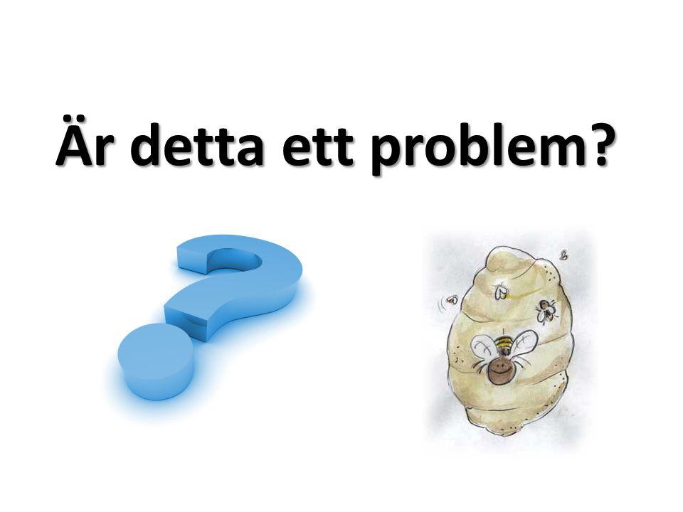 Är detta ett problem Bikupa 1 min