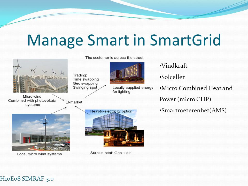 Manage Smart in SmartGrid
