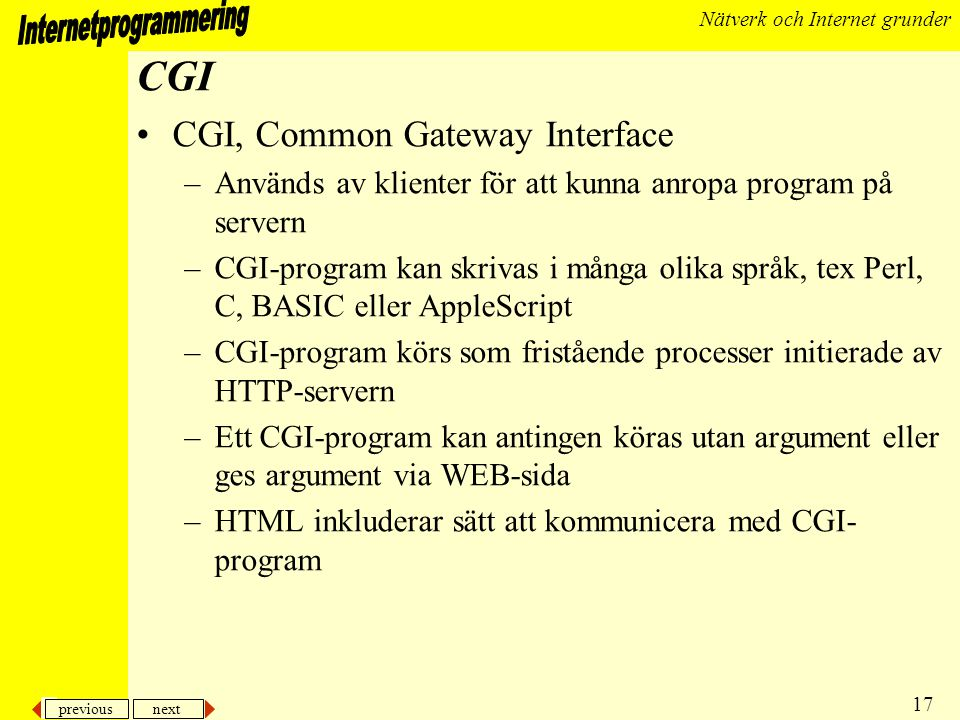 CGI CGI, Common Gateway Interface