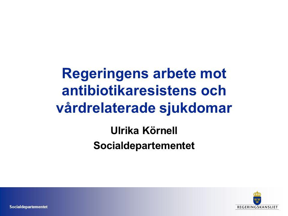 Ulrika Körnell Socialdepartementet