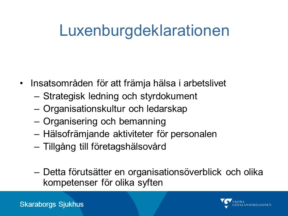 Luxenburgdeklarationen