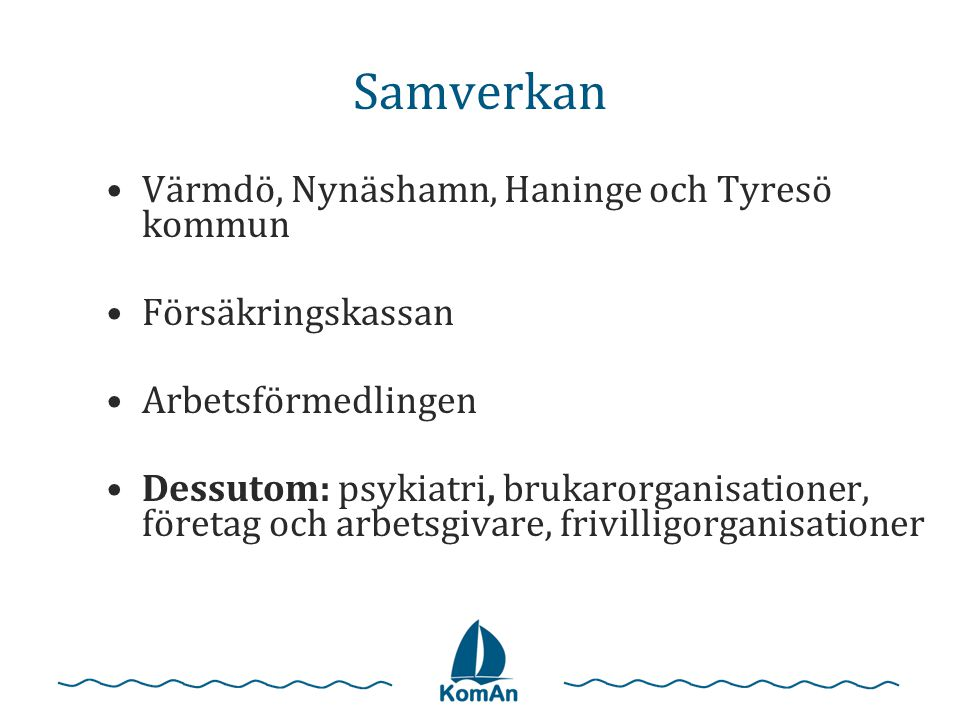 Samverkan Värmdö, Nynäshamn, Haninge och Tyresö kommun