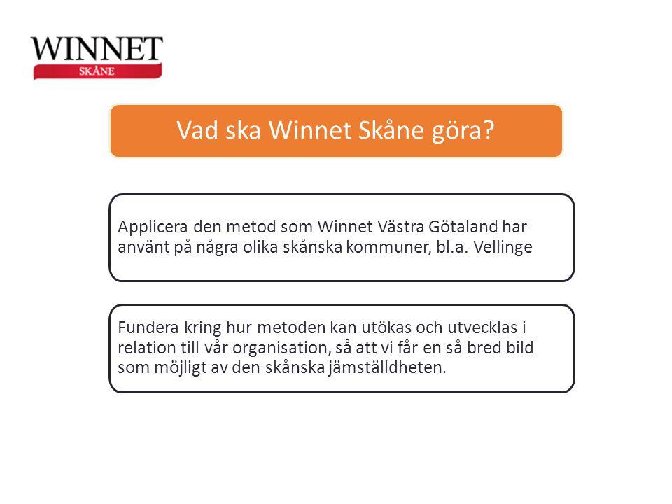 Vad ska Winnet Skåne göra