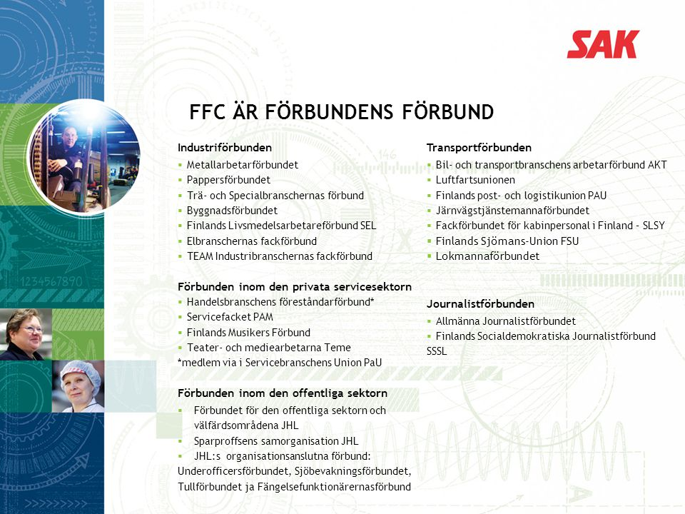 FFC är förbundens förbund