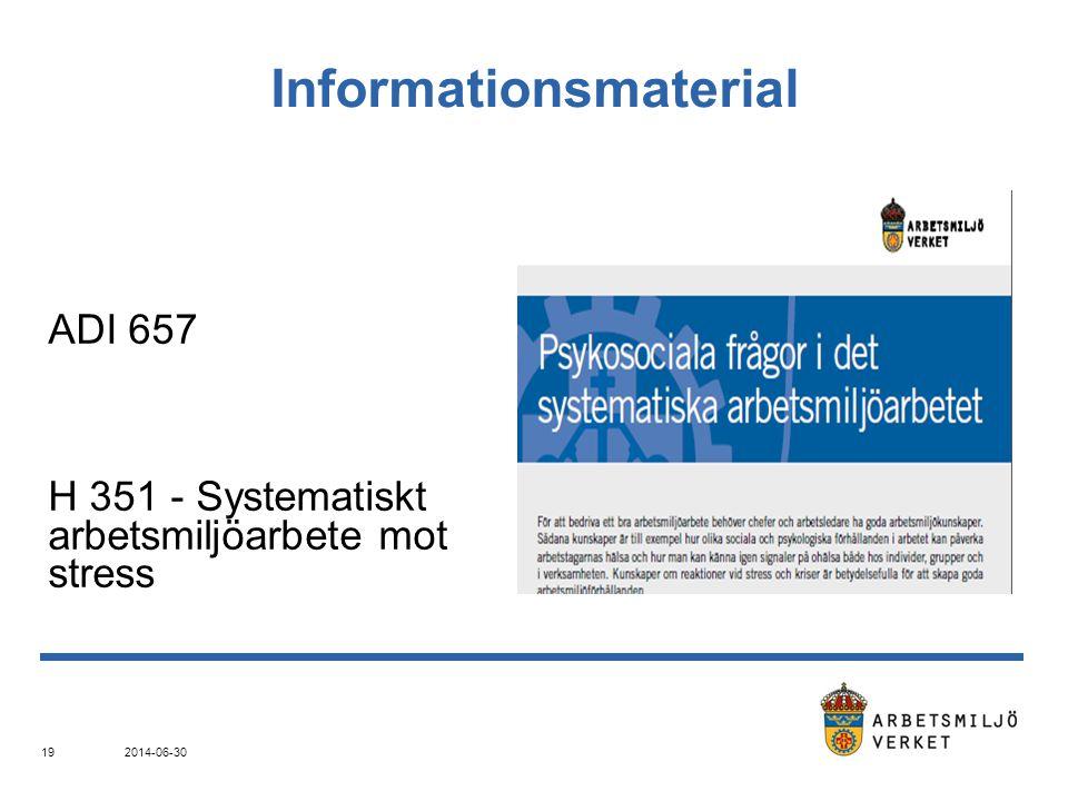 Informationsmaterial